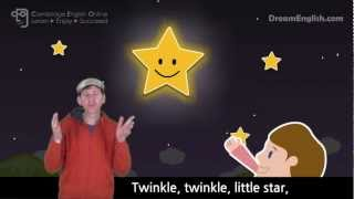 Twinkle Twinkle Little Star With Actions Youtube