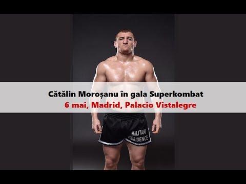 Superkombat: Cătălin Moroșanu în studioul Radio Românul, 5 mai 2017