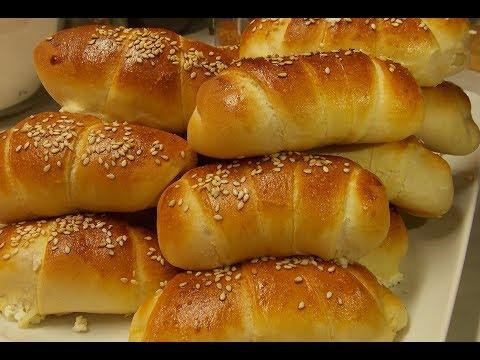Kiflice sa sirom koje su mekše od duše - Cheese rolls
