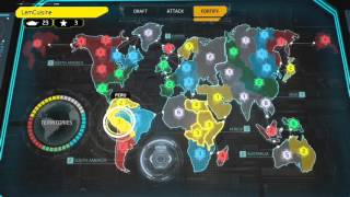 Xbox One Risk Online Game #1 HD Commentary