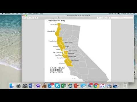 Federal Northern District Court of California Explained