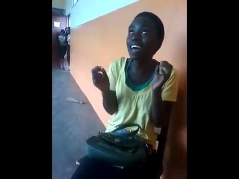 African young girl from Burundi cover Hello by Beyoncé