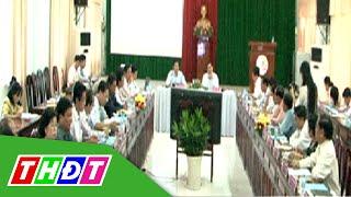 THDT - Chủ tịch UBND tỉnh ĐT làm việc với TP.Cao Lãnh về tình hình KTXH