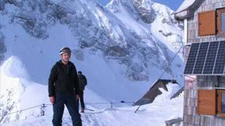 TRIGLAV 2864m - winter climbing in Slovenian Julian Alps