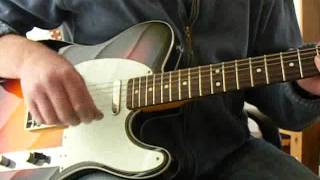 Dr Feelgood   she does it right   guitar cover - full version