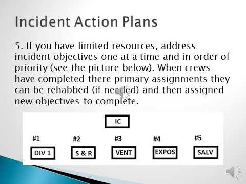 Incident Action Plan  Youtube