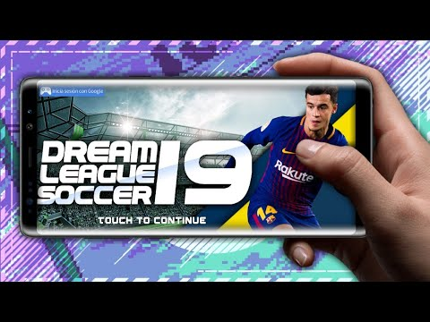 equipacion del barcelona 2019 dream league soccer