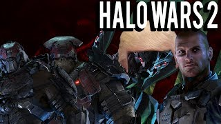 MIGHTY TRUMP WALL! - Halo Wars 2 Multiplayer 2v2