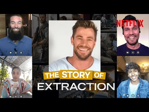 Face To Face With Extraction | Behind-The Scenes Of Making The Movie