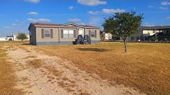 Move in Ready Double Wide Home for sale in New Braunfels, Tx