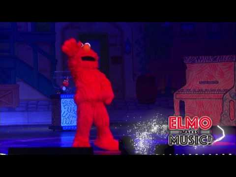 ELMO MAKES MUSIC