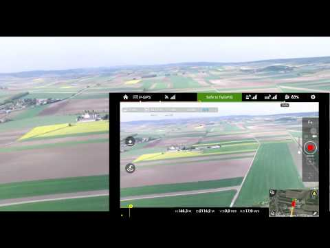 #7 DJI PHANTOM 3 LONG RANGE 6077 METERS - 3.77 MILES - 19 937 FEET