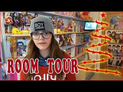 ROOM TOUR -