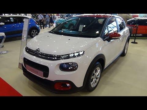 2018 Citroen C3 PureTech 82 Feel - Exterior and Interior - Salon Automobile Lyon 2017