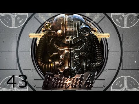 Let's Play:  Fallout 4 ep 43 am I fighting a giant squirrel?!