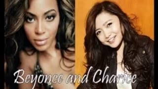 "Beyonce and Charice -  ""Listen"""