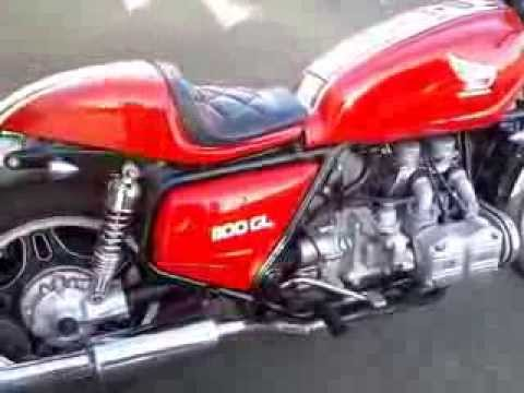 1100 gl goldwing 1981 cafe racer - youtube