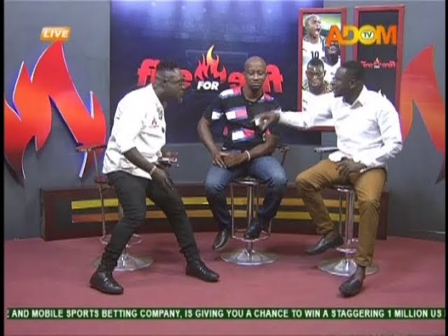 Commentary Position - Fire 4 Fire on Adom TV (15-8-18)