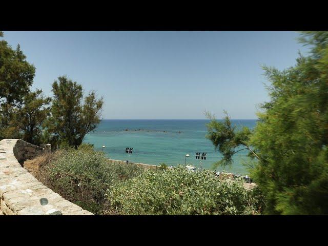Israel Tour 2019: Joppa Port