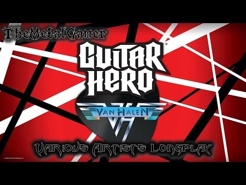 GH Van Halen (Various Artists Longplay) (Hard) *1080p*