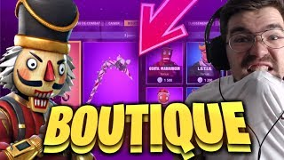 🔴LE SKIN CASSE NOISETTE DE RETOUR IN THE BOUTIQUE OF DECEMBER 9, 2018 ON FORTNITE🔴[829WINS]