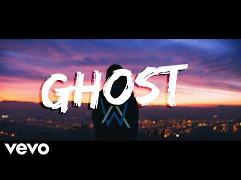 Alan Walker - Ghost (Feat. Halsey) New Song 2017 [Fan Made]