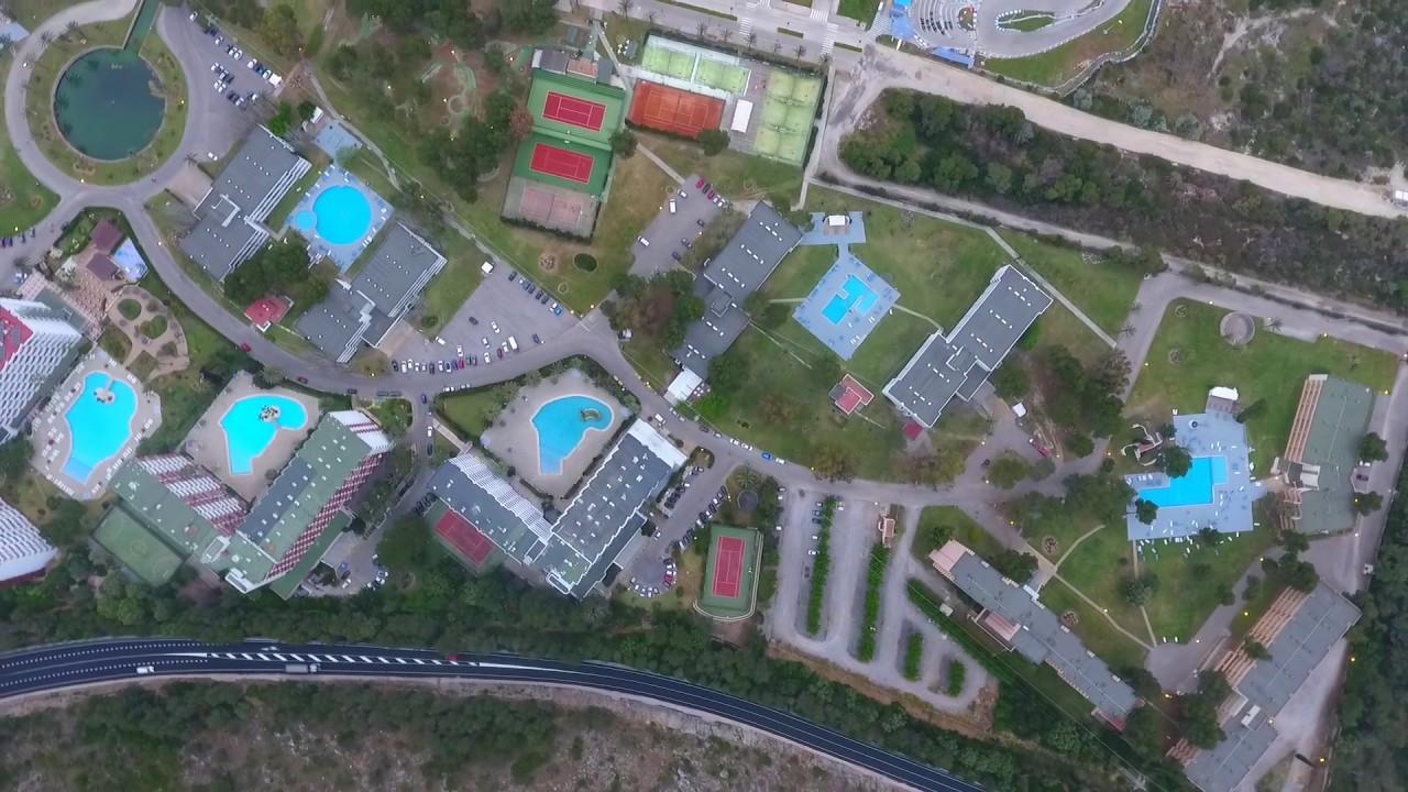 Mallorca Alcudia Bellevue Club From Above