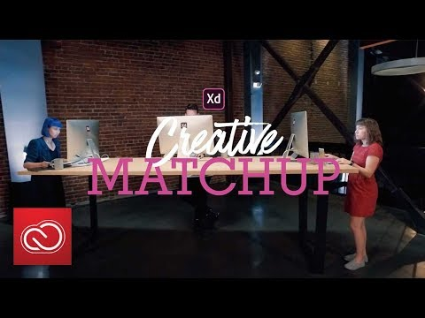XD Creative Matchup: Part 1 | Adobe Creative Cloud