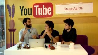 MuratabiGF - Kristal Elma Youtube Stüdyo Canlı Yayını