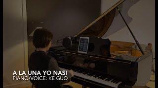 A LA UNA YO NASI - Sephardic Music / Ladino Love Song | Ke Guo (Guō Kě)