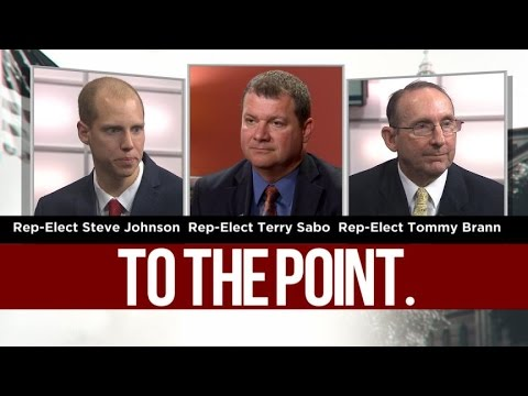 To The Point: 3 West Michigan representatives-elect