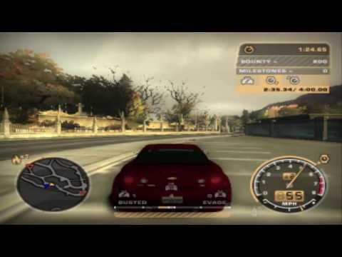 Need For Speed Most Wanted - 4 - New Style