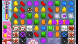 Candy Crush Saga Level 377 Basic Strategy
