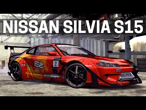 Need For Speed: Most Wanted - Nissan Silvia Spec.R (S15) | 2020 | 4K