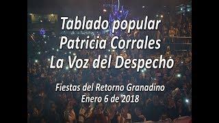Patricia Corrales, La Voz del Despecho - Enero 6 de 2018