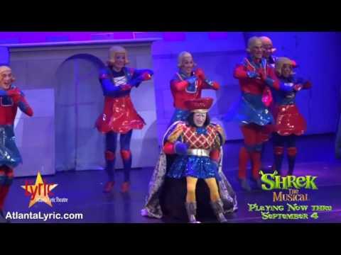 Atlanta Lyric's SHREK The Musical