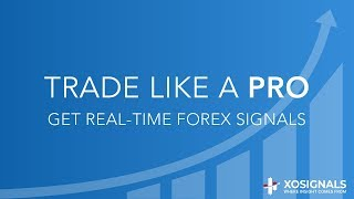 XOSignals Forex App Promo