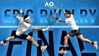 Roger Federer vs Rafael Nadal - Australian Open 2017 Final (highlights HD)