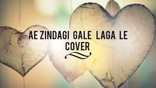 Ae Zindagi Gale Laga Le - Cover | Vinod Kumar | Sadma | Ilaiyaraja | Gulzar