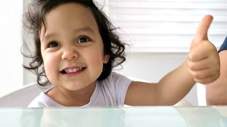 THE CUTEST THUMBS UP! - January 18, 2017 -  ItsJudysLife Vlogs