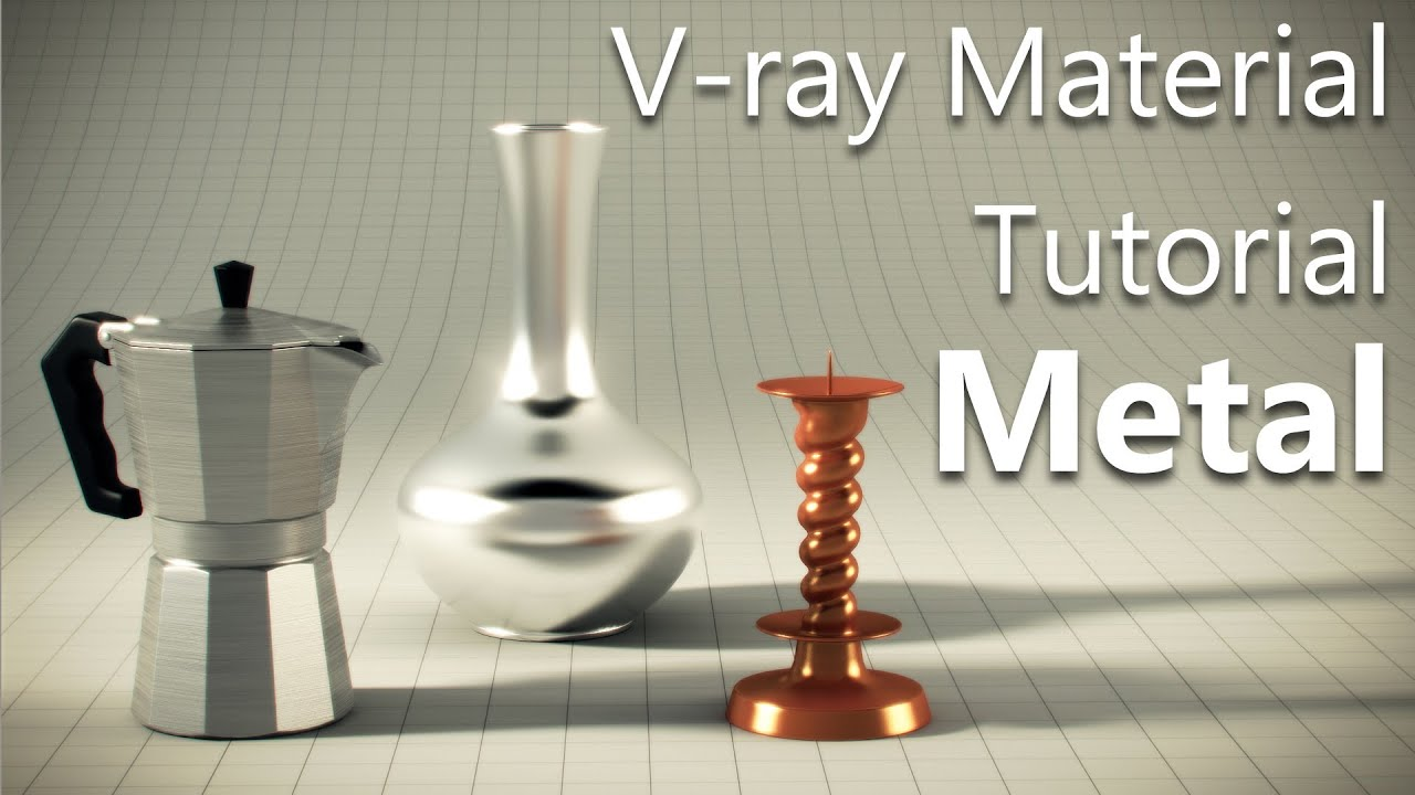 maya 2016 how to make metal texture
