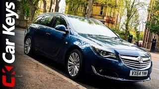 Vauxhall Insignia 2015 review (Opel Insignia) - Car Keys