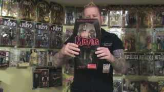 Dave Flook of www.musicactionfigures.ca with a review of the Misfit...