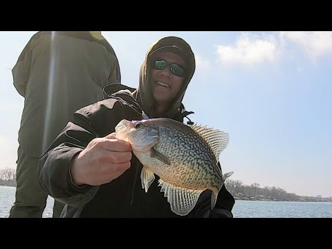 Catching Crappie, Bass, And Pike With Garmin Livescope