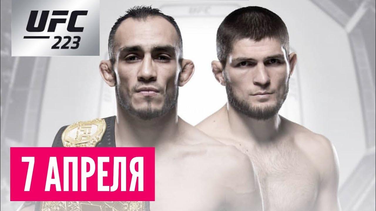 UFC 223 Хабиб Нурмагомедов - Тони Фергюсон | Обзор и прогноз боя ММА 7.04.2018