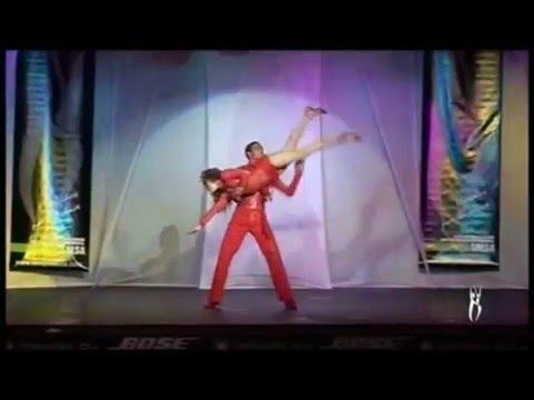 Dance Salsa lifts dips and tricks, trucos y acrobacias