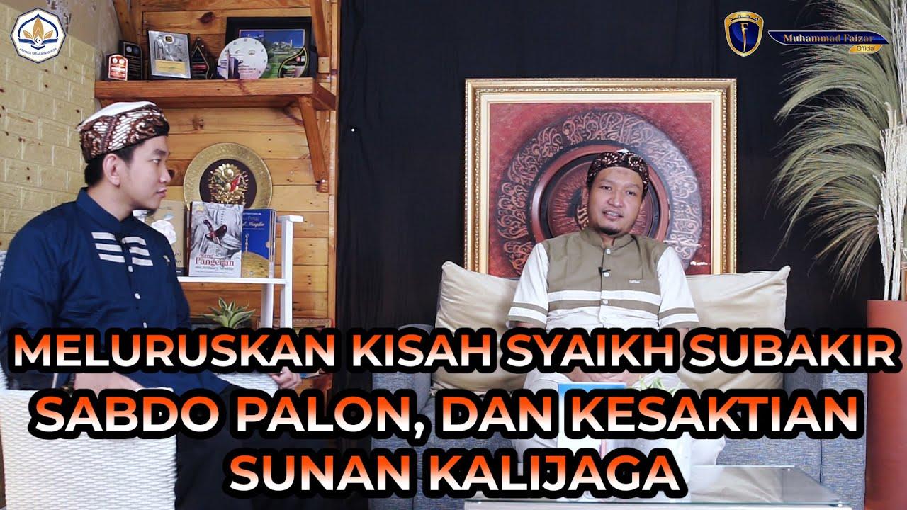 KISAH PERUQYAH TANAH JAWA I MELURUSKAN KISAH (FIKTIF) SABDO PALON VS SYAIKH SUBAKIR