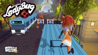 Miraculous Ladybug & Cat Noir #17 | RENA ROUGE - Save PARIS from destruction! By Crazy Labs