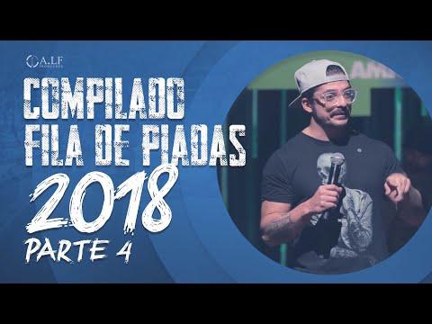 COMPILADO FILA DE PIADAS 2018 - parte 4 - MÁRCIO DONATO