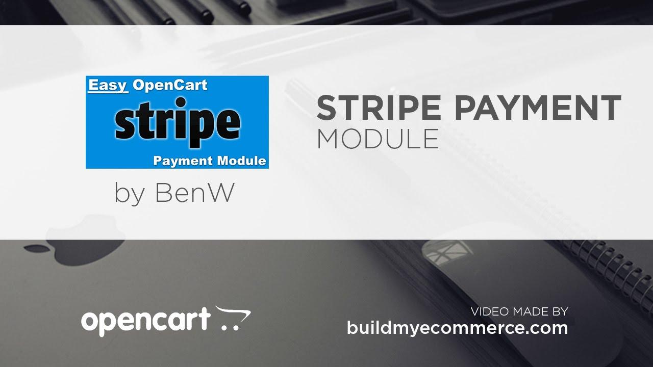 accept credit cards online overview video easy opencart. Black Bedroom Furniture Sets. Home Design Ideas